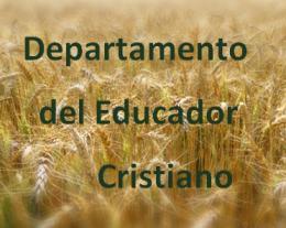 Departamento del Educador Cristiano